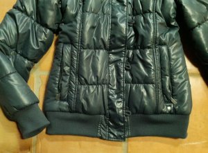 "Bench ""Shine on""- M- sehr warme Winter- Stepp-Jacke (""Daunen"") - wNEU - NP 89,95"