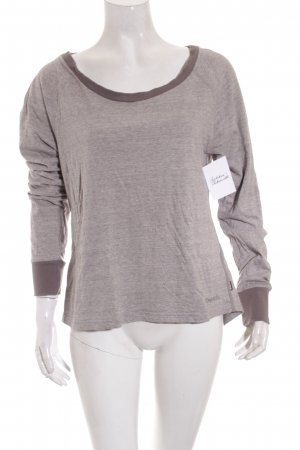 Bench Shirt grau Casual-Look