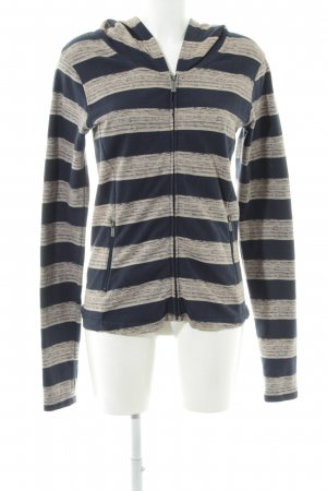Bench Shirt Jacket dark blue-cream flecked athletic style