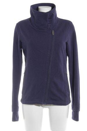 Bench Shirt Jacket dark violet-lilac casual look