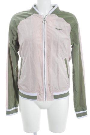 Bench Shirtjacke mehrfarbig Casual-Look