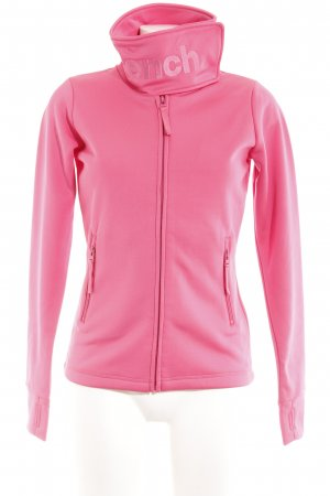 Bench Shirt Jacket neon pink athletic style