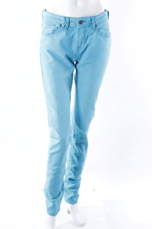 Bench Skinny Jeans aquamarin