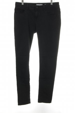 Bench Skinny Jeans schwarz Casual-Look