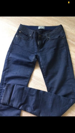 Bench Low Rise jeans donkerblauw