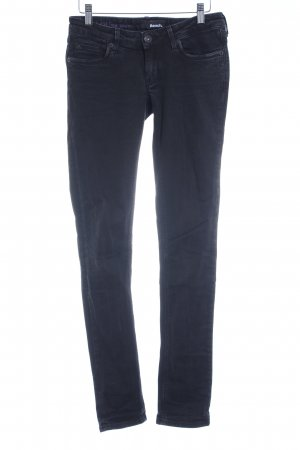 Bench Slim Jeans schwarz Casual-Look