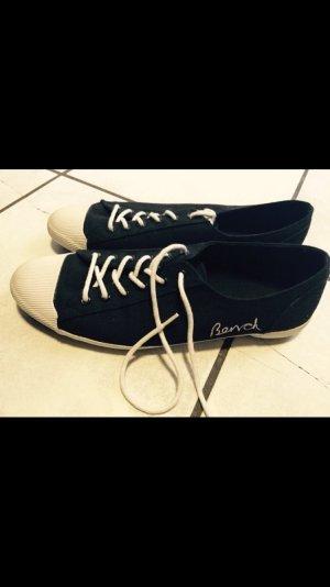 Bench Sneaker schwarz