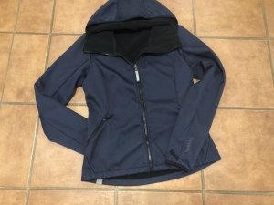 Bench Softshell Jacket dark blue-black