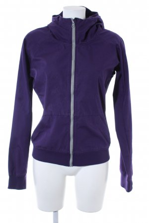 Bench Softshell Jacket lilac casual look