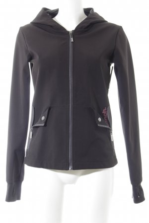 Bench Softshelljacke schwarz Casual-Look