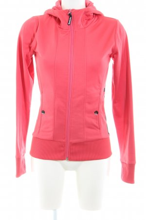 Bench Sportjacke pink Casual-Look