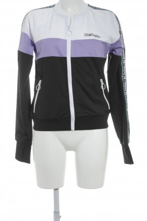 Bench Sportjacke Colourblocking schlichter Stil