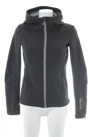 Bench Sports Jacket black athletic style