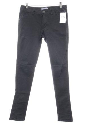 Bench Straight-Leg Jeans schwarz schlichter Stil