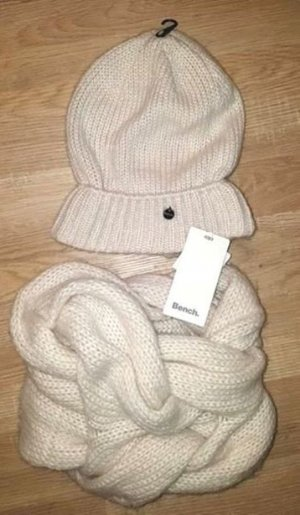 Bench Snood natural white-cream