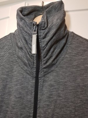 BENCH Strickfleecejacke