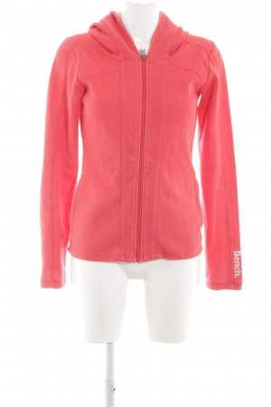 Bench Sweatjacke pink Casual-Look
