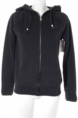 Bench Sweatjacke dunkelblau Casual-Look