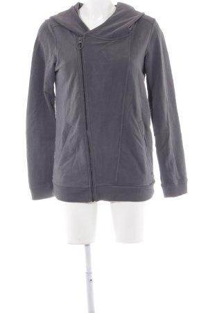 Bench Sweat Jacket grey casual look