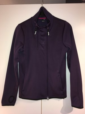 Bench Sweatjacke Lila in XL (42)