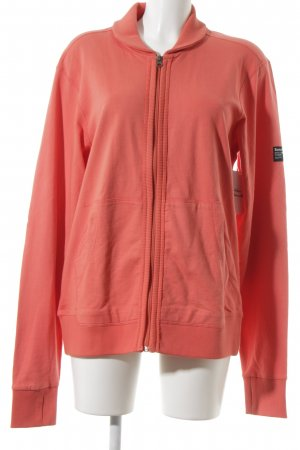 Bench Sweatjacke orange Casual-Look