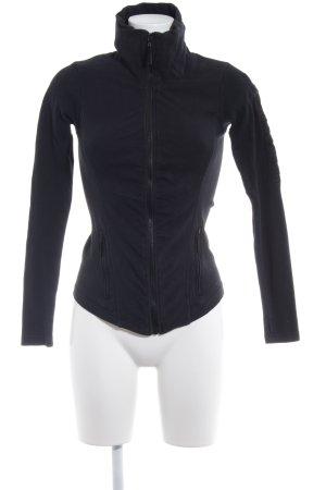 Bench Sweat Jacket black casual look