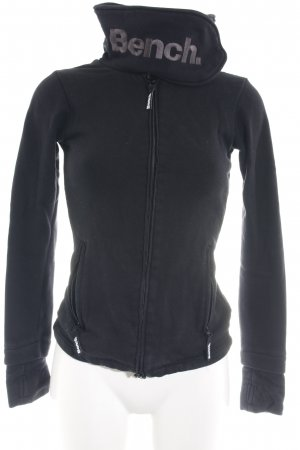 Bench Giacca fitness nero stile casual