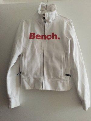 Bench Sweatjacke weiß Gr. 40 (L)