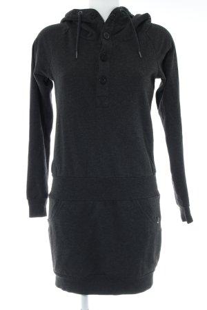 Bench Robe Sweat gris foncé style décontracté