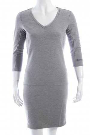 Bench Sweat Dress grey flecked athletic style