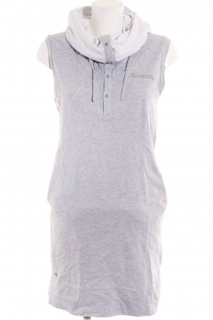 Bench Sweat Dress light grey athletic style