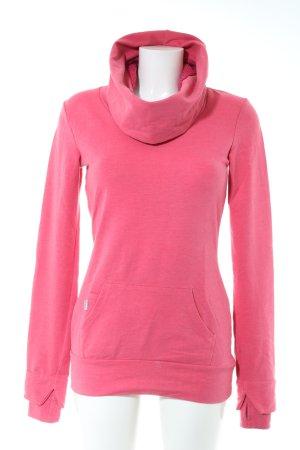 Bench Sweatshirt pink Casual-Look