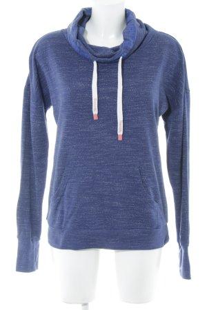 Bench Sweatshirt dunkelblau sportlicher Stil