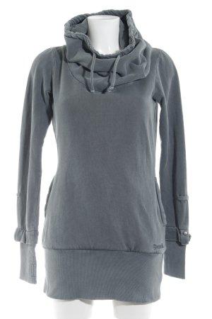 Bench Sweatshirt graublau sportlicher Stil