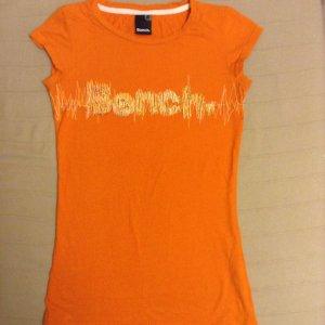Bench T-Shirt orange Größe xs/ 34