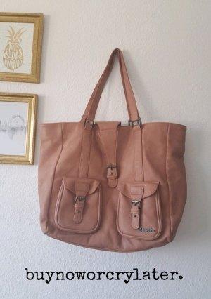 Bench Tasche Shopping Bag Altrosa Rosa