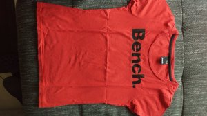 Bench Tshirt knallig rot