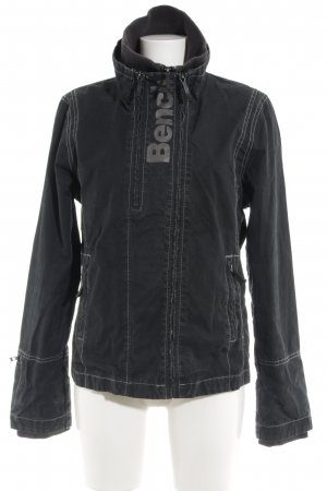 Bench Between-Seasons Jacket black casual look