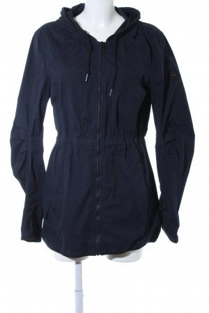 Bench Between-Seasons Jacket dark blue-black simple style