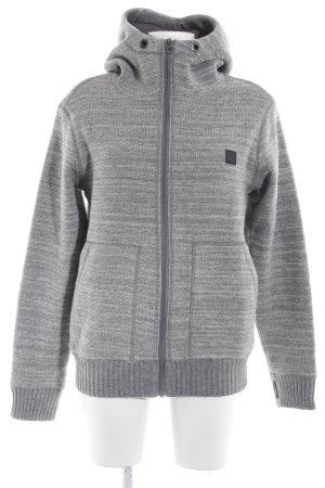 Bench Giacca mezza stagione grigio chiaro stile casual