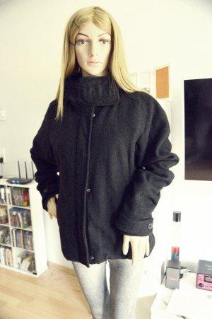 Bench übergangsjacke Wolle gr.XL anthrazit
