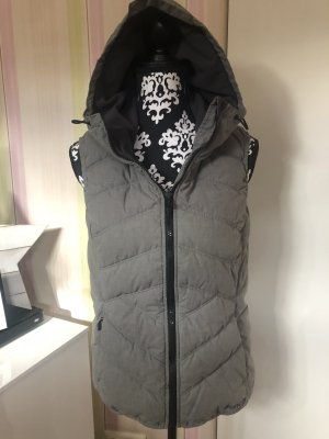 Bench Quilted Gilet multicolored