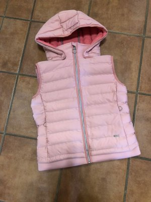 Bench Quilted Gilet dusky pink-pink