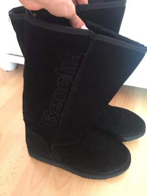 Bench Winterboots in schwarz