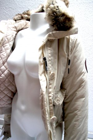 BENCH Winterjacke in baige