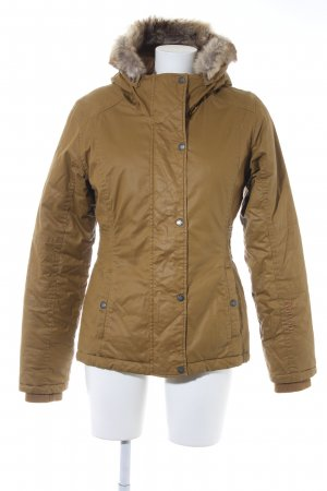 Bench Winterjacke ocker Casual-Look