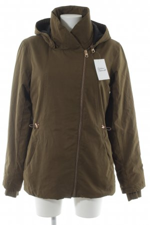 Bench Winterjacke olivgrün Casual-Look