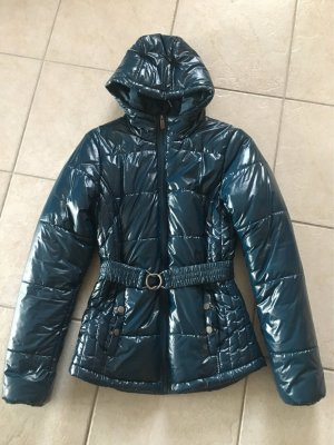 Bench Winterjacke petrol