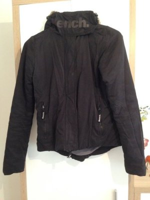 Bench Winter Jacket black-silver-colored