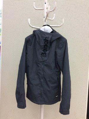 Bench Winter Jacket grey